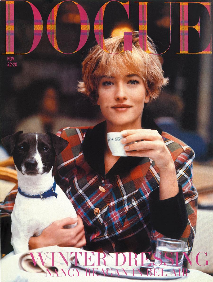 Archival-Dogue-UK-November-1989